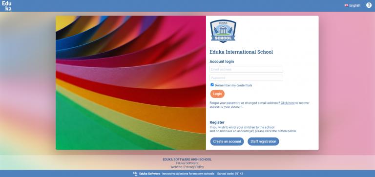 Eduka Suite screenshot